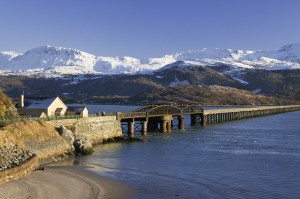 Barmouth Bridge © Visit Wales